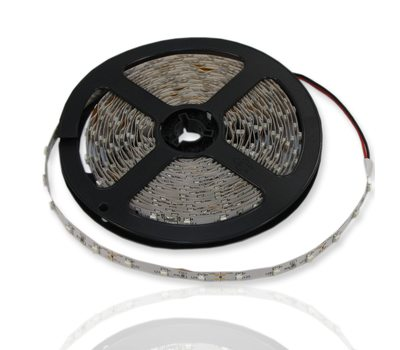 Лента 3528 60 Led IP33 Green В-класс - Митино Свет