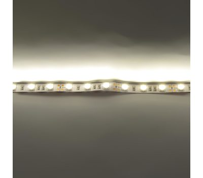 Лента 5050 60 Led IP33 WarmWhite (В-класс) - Митино Свет