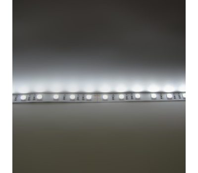 Лента 5050 60 Led IP33 White 24V (В-класс) - Митино Свет