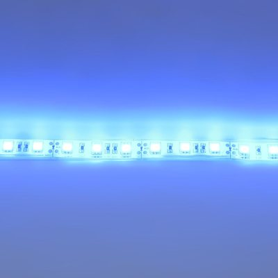 Лента 5050 60 Led IP68 Blue (В-класс) - Митино Свет