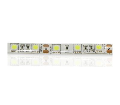 Лента 5050 60 Led IP65 White (Высший класс) - Митино Свет