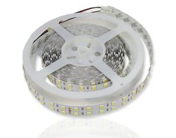 Лента 5050 120 Led IP33 24V MIX White+WarmWhite Высший класс