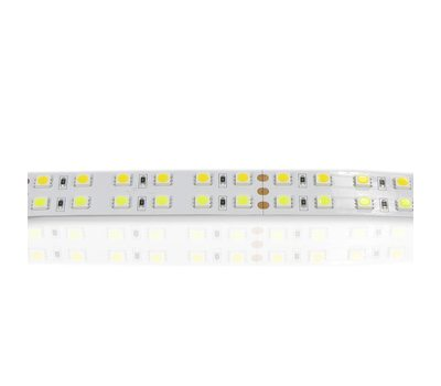 Лента 5050 144 Led IP33 24V MIX White+WarmWhite Высший класс - Митино Свет