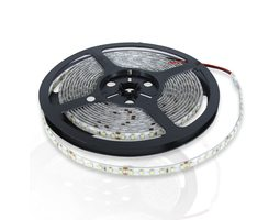Лента 3528 120 Led IP65 White 24V (B-класс)