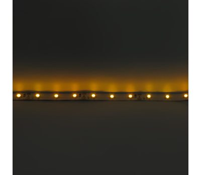 Лента 3528 60 Led IP33 Yellow