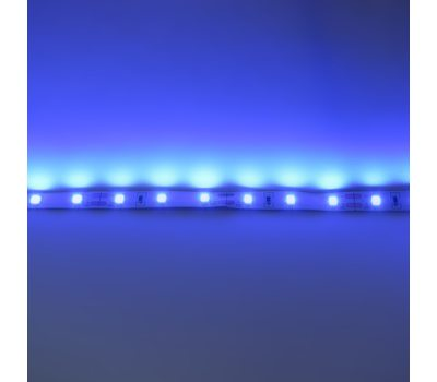 Лента 2835 60 Led IP33 Blue (Высший класс) - Митино Свет