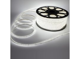 LED Лента 2835 120 Led 220V IP68 White