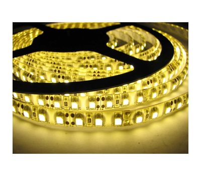 Лента 2835 120 Led IP65 Yellow (Высший класс) - Митино Свет