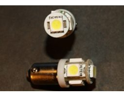 ВА9S 5SMD 5050 White