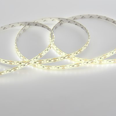 Светодиодная лента Standart class 3528, 120led/m, Day White, 12V, IP65, G190 - Митино Свет