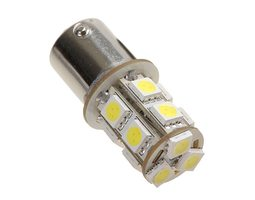 1156 13SMD 5050 Yellow