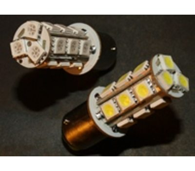 1156 18SMD 5050 Yellow