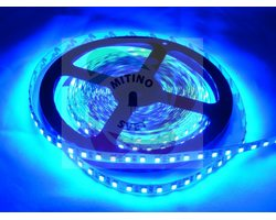 Лента 2835 120 Led IP65 Blue (Высший класс) - Митино Свет